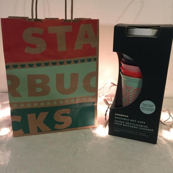 Starbucks Reusable Travel Cups